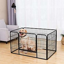 Flashing Pet Fence Dogs Aviary Thick Stainless
