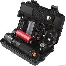 Flashlight, Hevoiok 6000lm X800 Tactical
