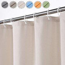 Flax Linen Like 240GSM Heavy Weight Stall Shower
