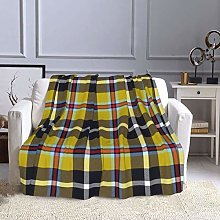 Fleece Blanket Cornish National Tartan Cooler