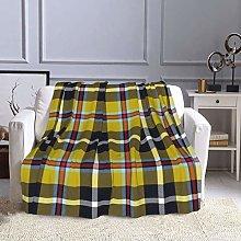 Fleece Blanket Cornish National Tartan Cooler
