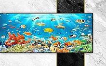 Fleece Photo Wallpaper 3D Effect Luxury Solid