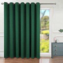 Flei Curtain 100x250cm, Cream Curtains, Privacy