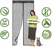 Flei Fly Screen Door, Insect Protection Magnetic