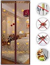 Flei Magnetic Screen Door, Mesh Curtain