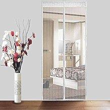 Flei Screen Doors, Mesh Curtain, Magnetic