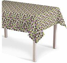 Fleur Tablecloth Wrought Studio Size: 130cm W x
