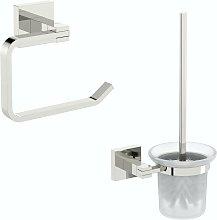 Flex 2 piece toilet accessory pack - Accents