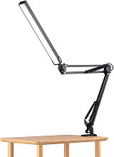 Flexible LED Desk Lamp with Clamp Eye-Caring 10W