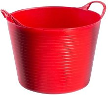 Flexible Tubtrug (Small) (Red) - Red Gorilla