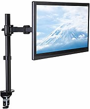 Fleximounts D1P Desk Mount Stand Fits 17-36 Inches