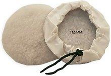 Flexipads World Class 40110 All Wool Bonnet 150mm