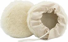 Flexipads World Class 40115 All Wool Bonnet 180mm