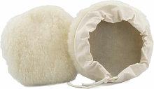 Flexipads World Class 40120 All Wool Bonnet 200mm