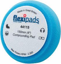 Flexipads World Class 40125 All Wool Bonnet 225mm