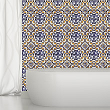 Flexiplus Mediterranean Tiles Furniture Decal Wall
