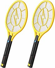 Flexzion Electric Mosquito Zapper Racket - 20""