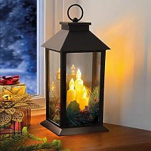 Flicker Candle Lantern by Coopers of Stortford
