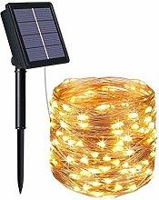 flintronic Solar String Lights, Garden Lights (200