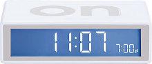 Flip Alarm clock by Lexon White