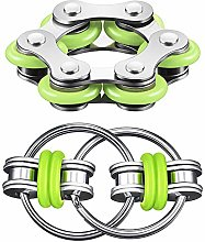 Flippy Chain Fidget Toy Bike Chain Roller Fidget