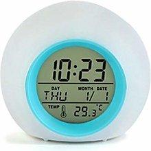 Fliyeong Alarm Clock for Kids Bedroom, Wake Up
