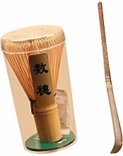 Fliyeong Bamboo Whisk Chasen Brush Tool for Green