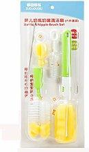 Fliyeong Bottle Brush Bottle Cleaning Brush Set