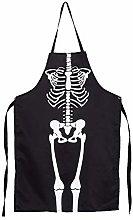 Fliyeong Creative Women Men Halloween Skeleton