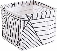 Fliyeong Desktop Storage Box Storage Basket