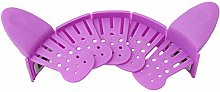 Fliyeong Noodle Spaghetti Sieve Collapsible