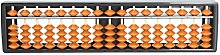 Fliyeong Plastic Abacus 15 Digits Arithmetic