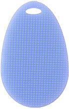 Fliyeong Silicone Washing Sponge Large Compressed