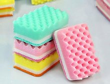 Fliyeong Ten Pcs Multifunction Strong Cleaning