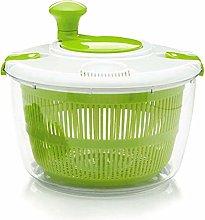 Fliyy Salad Spinner Vegetable Veg Leaf Dryer