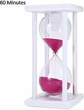 FLLOVE 30/60 Minutes Hourglass Sand Timer Kitchen