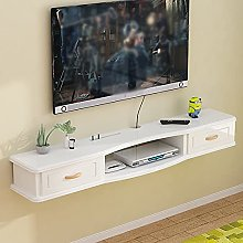 Floating partition, Wall-Mounted TV Cabinet,