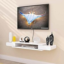 Floating Shelf Wall Hanging TV Cabinet Wall