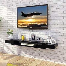 Floating Shelf Wall Mount TV Cabinet Wall Mounted