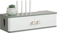 Floating Shelf, Wall-Mounted TV Cabinet, Media