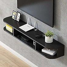 Floating Shelf Wall-Mounted TV Cabinet, TV Set-top