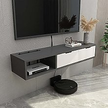Floating TV Cabinet, Wall-Mounted TV Cabinet, TV