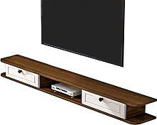 Floating TV Stand Component Shelf,39.3/47.2/55.