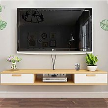Floating Tv Stand Wall Media Console Tv Cabinet