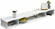 Floating TV Unit Cabinet, Floating Media Console,