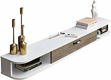 Floating TV Unit Cabinet, Home Wooden TV Cabinet,
