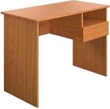 Flogan Home Office Desk (Oak)