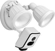 Floodlight Security Camera 1080P Wireless WiFi