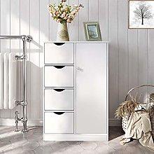 Floor Cabinet,Free Standing Bathroom Storage