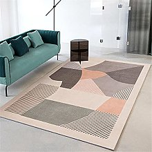 floor carpet Gray carpet, geometric pattern is